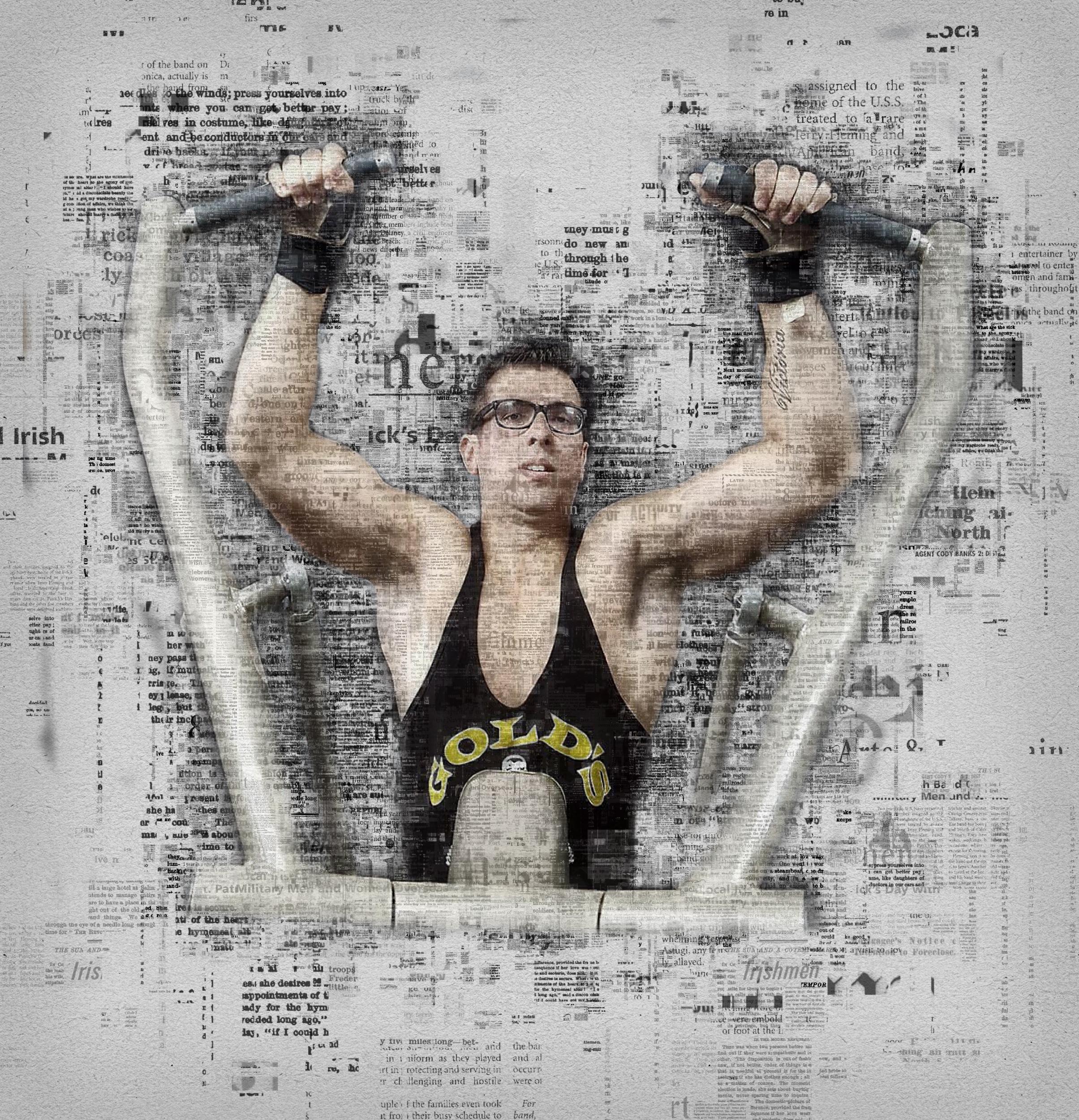 Photoshop - Diogo Le Gymnasium - Braine-L'Alleud