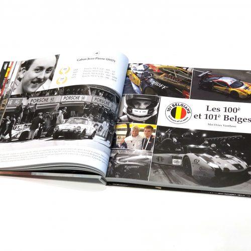 Les pilotes Belges aux 24H du Mans - Jean-Pierre Gaban